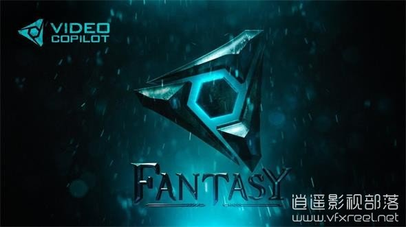 Cinematic-Title-Design-Fantasy-FX AE教程:AK大神史诗电影特效标题logo动画开场教程 Cinematic Title Design Fantasy FX