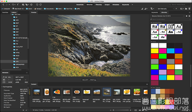 Adobe-Bridge-CC-2019 Adobe Bridge CC 2019 v9.0.1 Win64 中英文多语言破解版