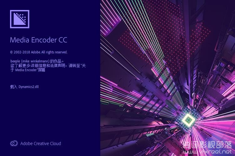 Adobe-Media-Encoder-CC-2019 Adobe Media Encoder CC 2019 v13.0.2.39 Win/Mac 中英文多语言破解版
