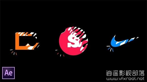 Liquid-Logo-Animation-in-After-Effects AE教程:简洁卡通液体标志logo动画演绎教程 Liquid Logo Animation