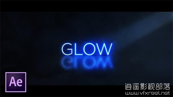 3-Cinematic-Glow-Techniques-For-Titles-and-Intros-After-Effects-Tutorial AE教程:3种技巧制作发光文字logo效果动画 3 Cinematic Glow Techniques
