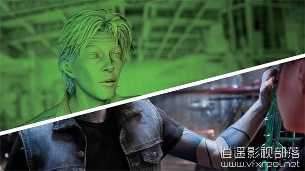 Amazing-Before-After-Hollywood-VFX-Ready-Player-One 好莱坞电影特效分解 – 头号玩家 Amazing Before & After Hollywood VFX: Ready Player One