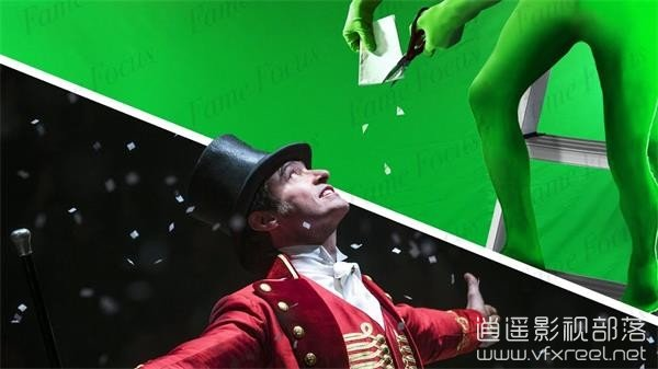 Amazing-Before-After-Hollywood-VFX-The-Greatest-Showman 好莱坞电影特效分解 – 马戏之王 Amazing Before & After Hollywood VFX: The Greatest Showman