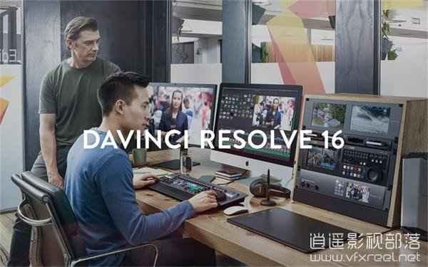 Blackmagic Design Davinci Resolve Studio 16.1.1.5 Win/Mac 中英文多语言破解版