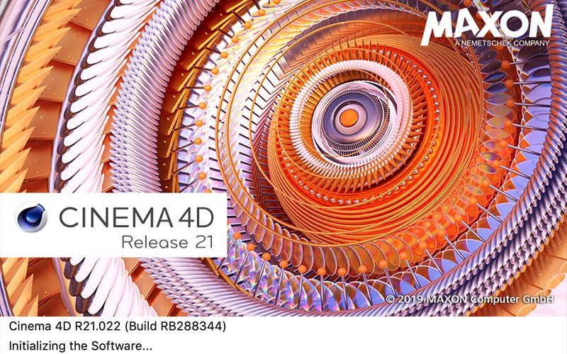 Maxon CINEMA 4D Studio R21.207 Win/Mac 中英文多语言破解激活版